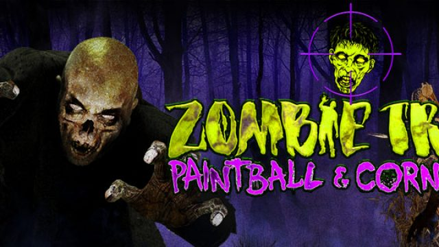 Zombie Trail Paintball