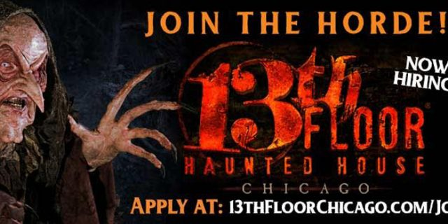 13th Floor Haunted House IL