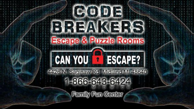 Code Breakers Escape and Puzzle Rooms