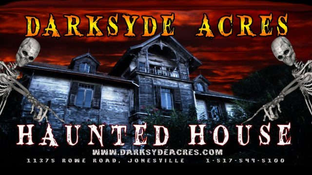 DarkSyde Acres Haunted House and Attractions